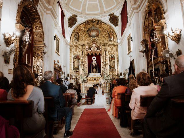 La boda de Cristina y Jesús en Carmona, Sevilla 41