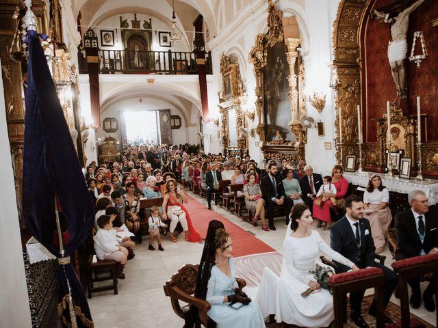 La boda de Cristina y Jesús en Carmona, Sevilla 42