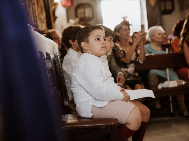 La boda de Cristina y Jesús en Carmona, Sevilla 43