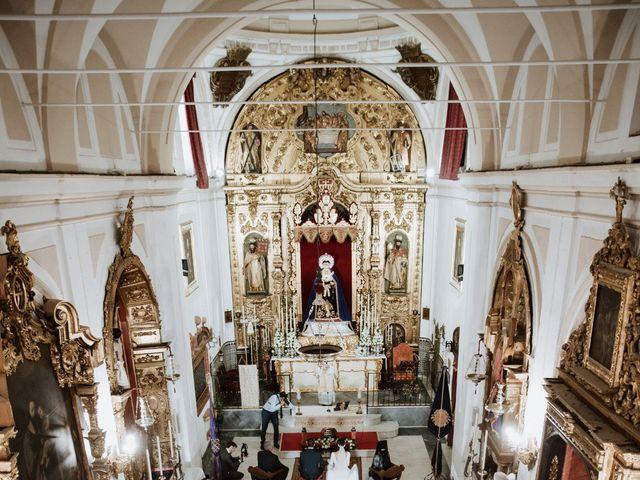 La boda de Cristina y Jesús en Carmona, Sevilla 46