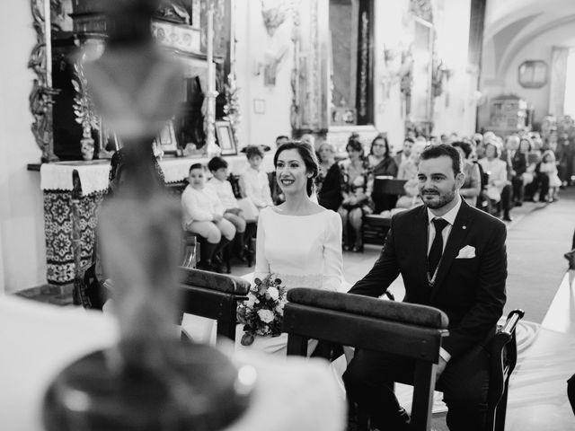 La boda de Cristina y Jesús en Carmona, Sevilla 47