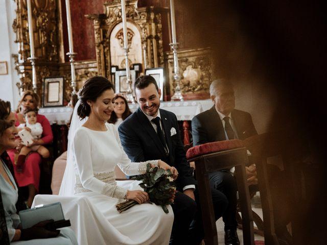 La boda de Cristina y Jesús en Carmona, Sevilla 50
