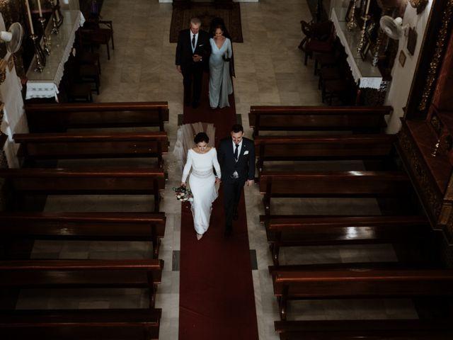 La boda de Cristina y Jesús en Carmona, Sevilla 57