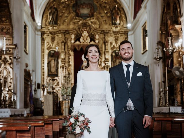 La boda de Cristina y Jesús en Carmona, Sevilla 58