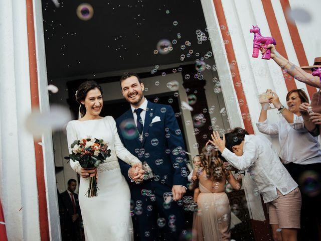 La boda de Cristina y Jesús en Carmona, Sevilla 59