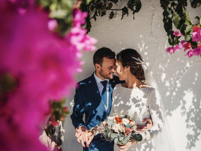 La boda de Cristina y Jesús en Carmona, Sevilla 61