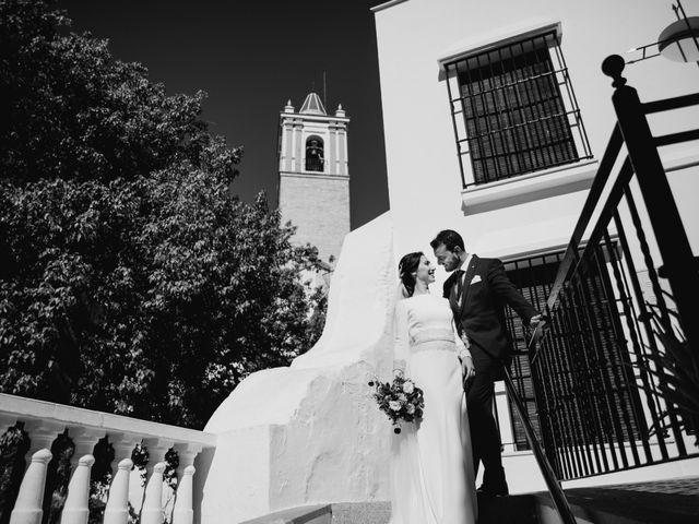 La boda de Cristina y Jesús en Carmona, Sevilla 62