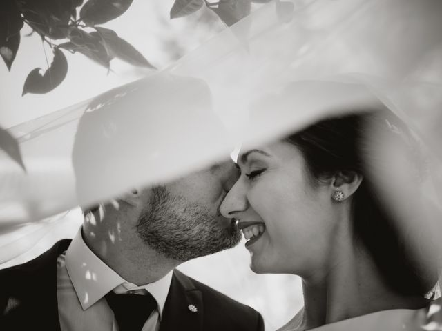 La boda de Cristina y Jesús en Carmona, Sevilla 64