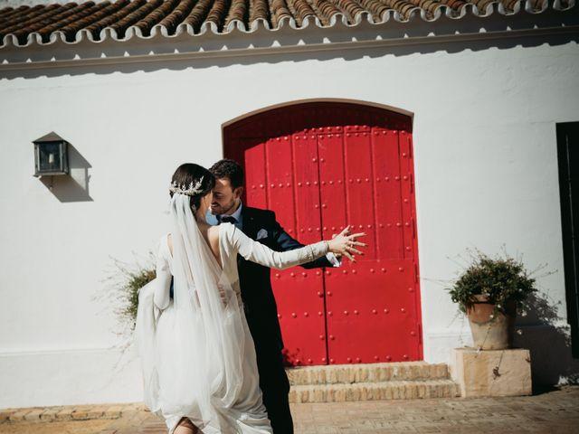 La boda de Cristina y Jesús en Carmona, Sevilla 66