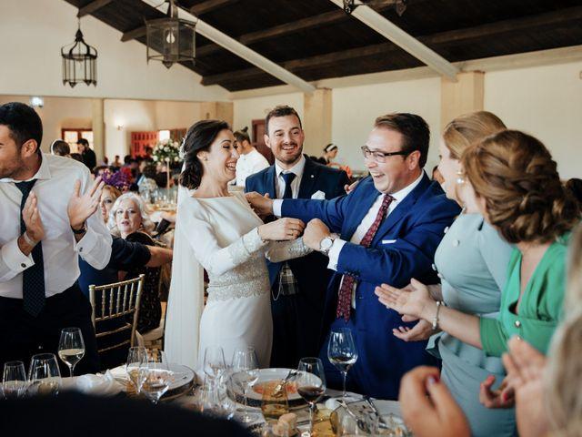 La boda de Cristina y Jesús en Carmona, Sevilla 77