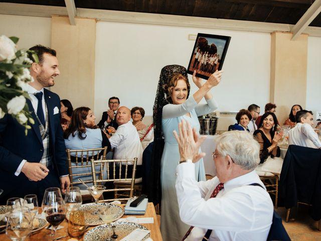 La boda de Cristina y Jesús en Carmona, Sevilla 78