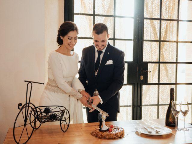 La boda de Cristina y Jesús en Carmona, Sevilla 83