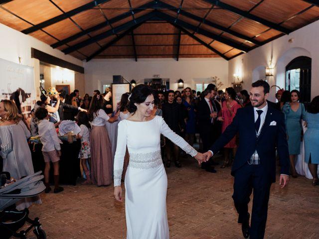 La boda de Cristina y Jesús en Carmona, Sevilla 84