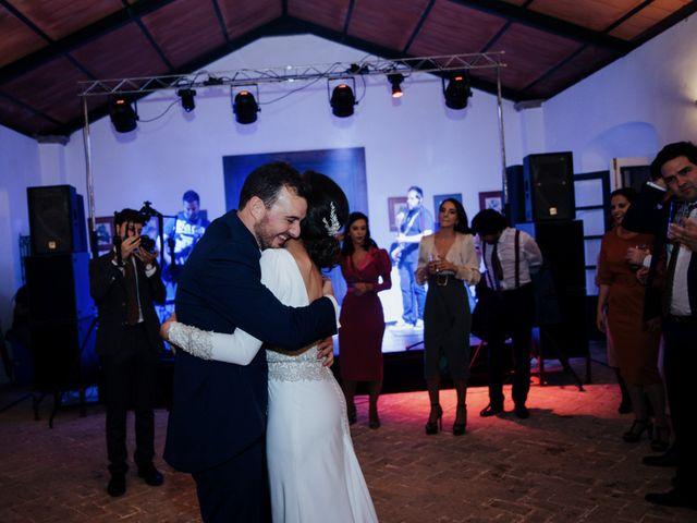 La boda de Cristina y Jesús en Carmona, Sevilla 87