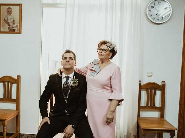 La boda de Jose y Teresa en Ulea, Murcia 4