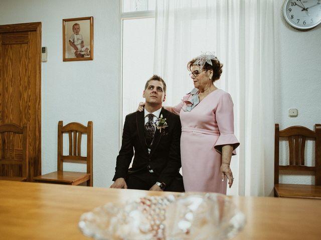 La boda de Jose y Teresa en Ulea, Murcia 5