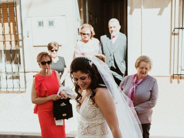 La boda de Jose y Teresa en Ulea, Murcia 14