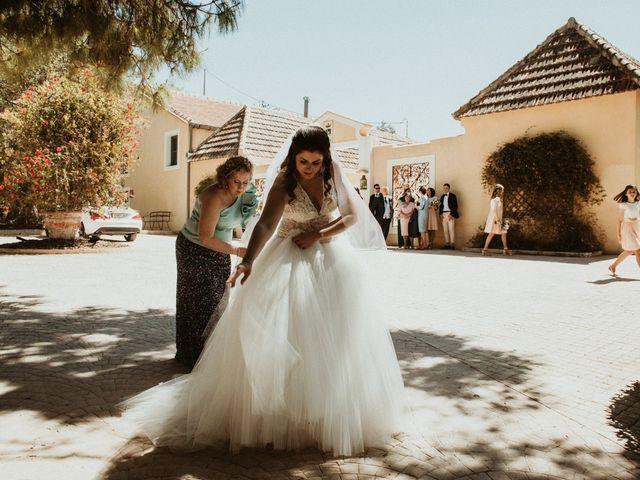 La boda de Jose y Teresa en Ulea, Murcia 15