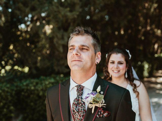 La boda de Jose y Teresa en Ulea, Murcia 16