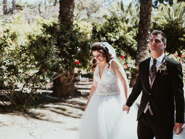 La boda de Jose y Teresa en Ulea, Murcia 17