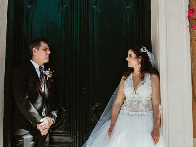 La boda de Jose y Teresa en Ulea, Murcia 19