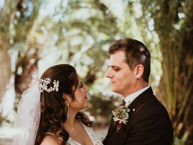 La boda de Jose y Teresa en Ulea, Murcia 20