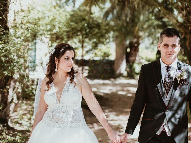 La boda de Jose y Teresa en Ulea, Murcia 1