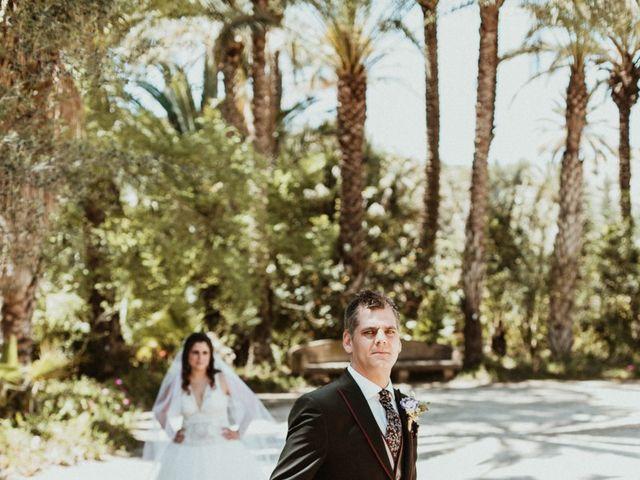 La boda de Jose y Teresa en Ulea, Murcia 23