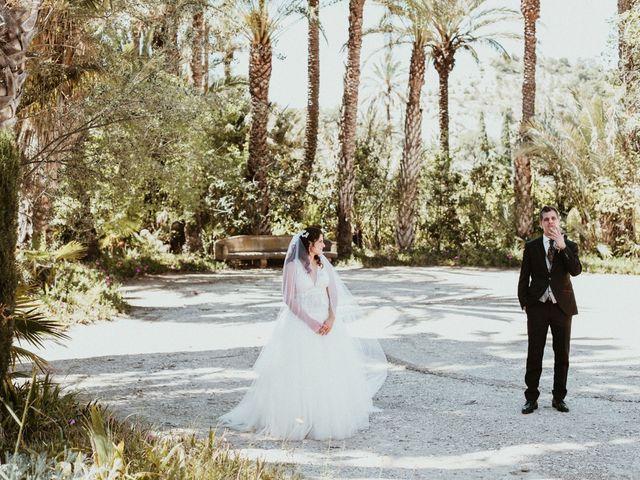 La boda de Jose y Teresa en Ulea, Murcia 24