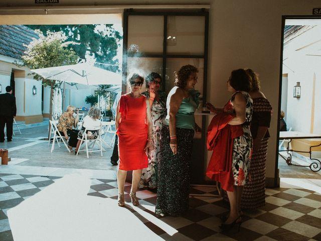 La boda de Jose y Teresa en Ulea, Murcia 40