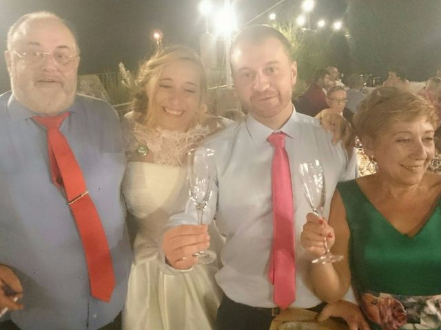 La boda de Javier  y Estefania  en Toledo, Toledo 36