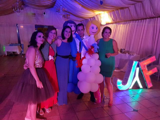 La boda de Javier  y Estefania  en Toledo, Toledo 43
