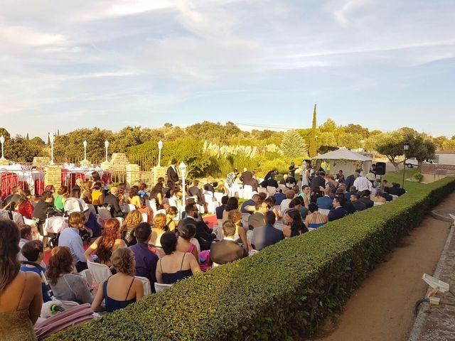 La boda de Javier  y Estefania  en Toledo, Toledo 50