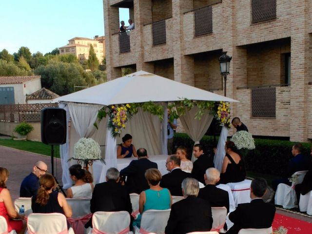 La boda de Javier  y Estefania  en Toledo, Toledo 67