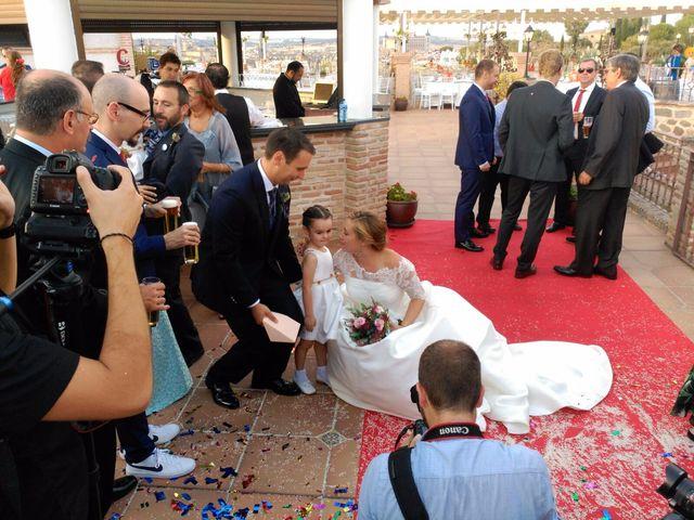 La boda de Javier  y Estefania  en Toledo, Toledo 73