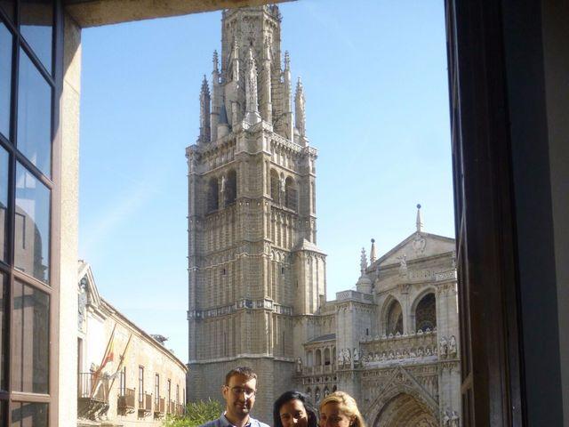 La boda de Javier  y Estefania  en Toledo, Toledo 76