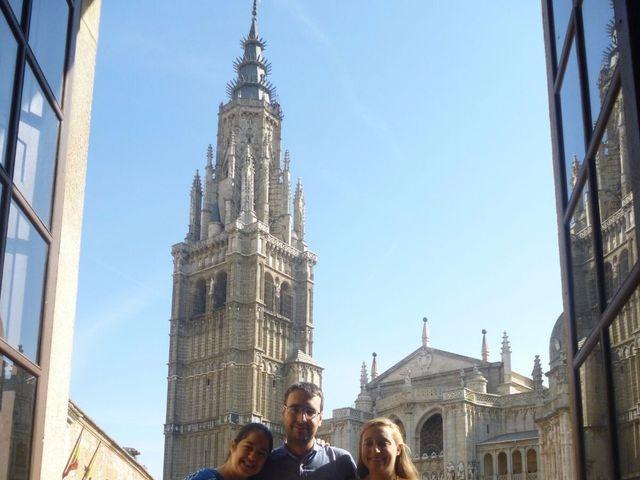 La boda de Javier  y Estefania  en Toledo, Toledo 77