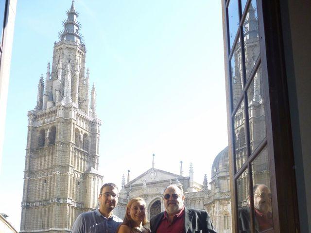 La boda de Javier  y Estefania  en Toledo, Toledo 81