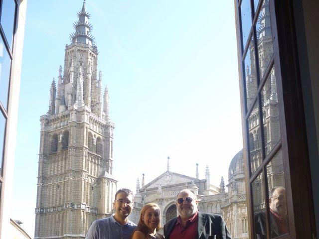 La boda de Javier  y Estefania  en Toledo, Toledo 83