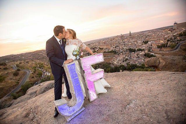 La boda de Javier  y Estefania  en Toledo, Toledo 87