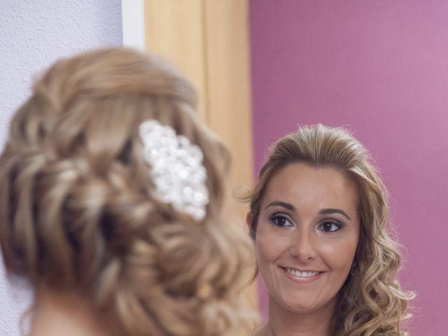 La boda de Sergio y Sandra en Coslada, Madrid 4