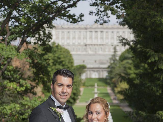 La boda de Sergio y Sandra en Coslada, Madrid 5