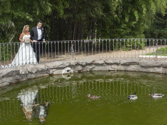 La boda de Sergio y Sandra en Coslada, Madrid 7