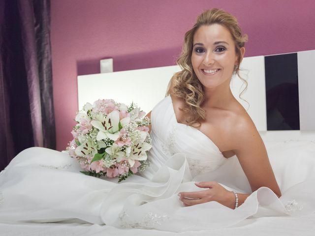 La boda de Sergio y Sandra en Coslada, Madrid 9