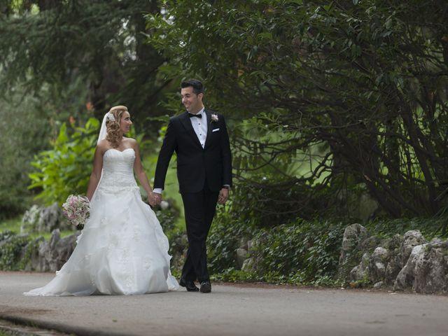 La boda de Sergio y Sandra en Coslada, Madrid 1