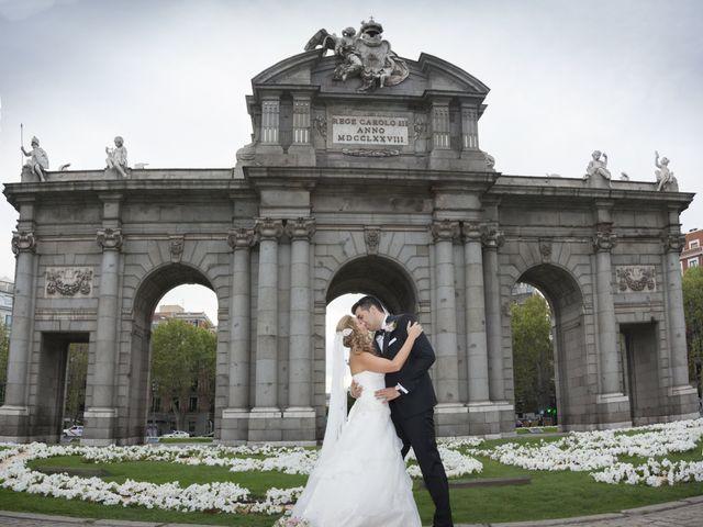 La boda de Sergio y Sandra en Coslada, Madrid 2