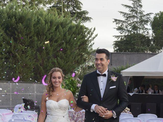 La boda de Sergio y Sandra en Coslada, Madrid 12