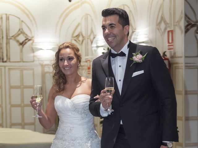 La boda de Sergio y Sandra en Coslada, Madrid 13