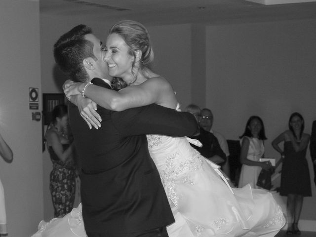 La boda de Sergio y Sandra en Coslada, Madrid 15