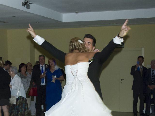 La boda de Sergio y Sandra en Coslada, Madrid 16